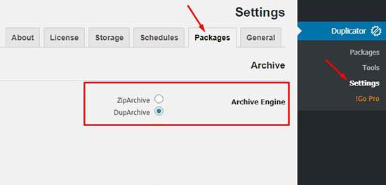 فایل با پسوند daf duplicator