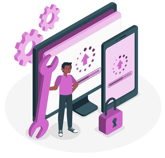 راهکار های افزایش سرعت سایت