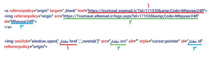 نحوه افزودن کد نماد اعتماد در سایت وردپرس