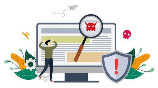 اسکن ویروس سایت و حذف ویروس سایت